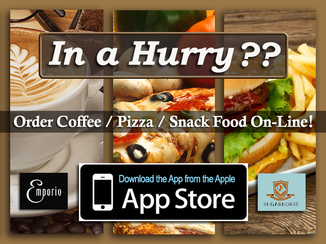 Coffee Pizza App